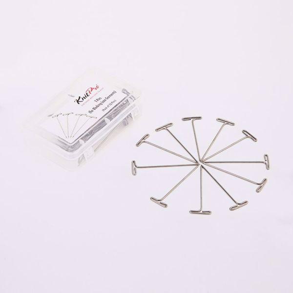 T-Pins - Nåle til blocking af strik fra Knitpro - 10873