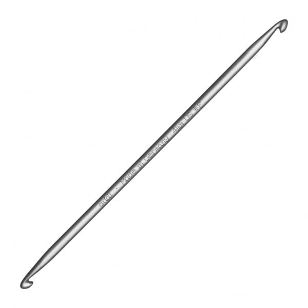 Addi hæklepind Maskeopsamler - 3mm 15cm