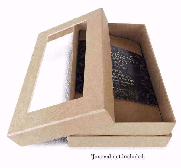 Window Shoulder Box fra Graphic 45 - 4502221