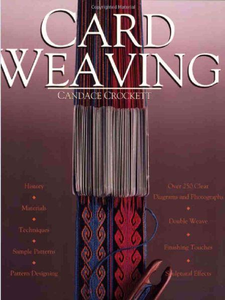 Card Weaving af Candace Crokett - Brikvævning