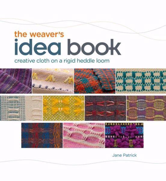 The Weaver's Idea book - Jane Patrick