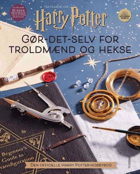 Gør-det-selv for Troldmænd og Hekse - Den officielle Harry Potter Hobbybog