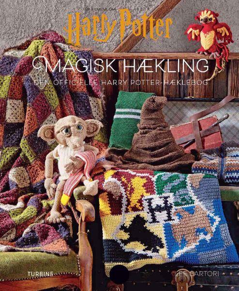 Magisk Hækling - Den officielle Harry Potter Hæklebog